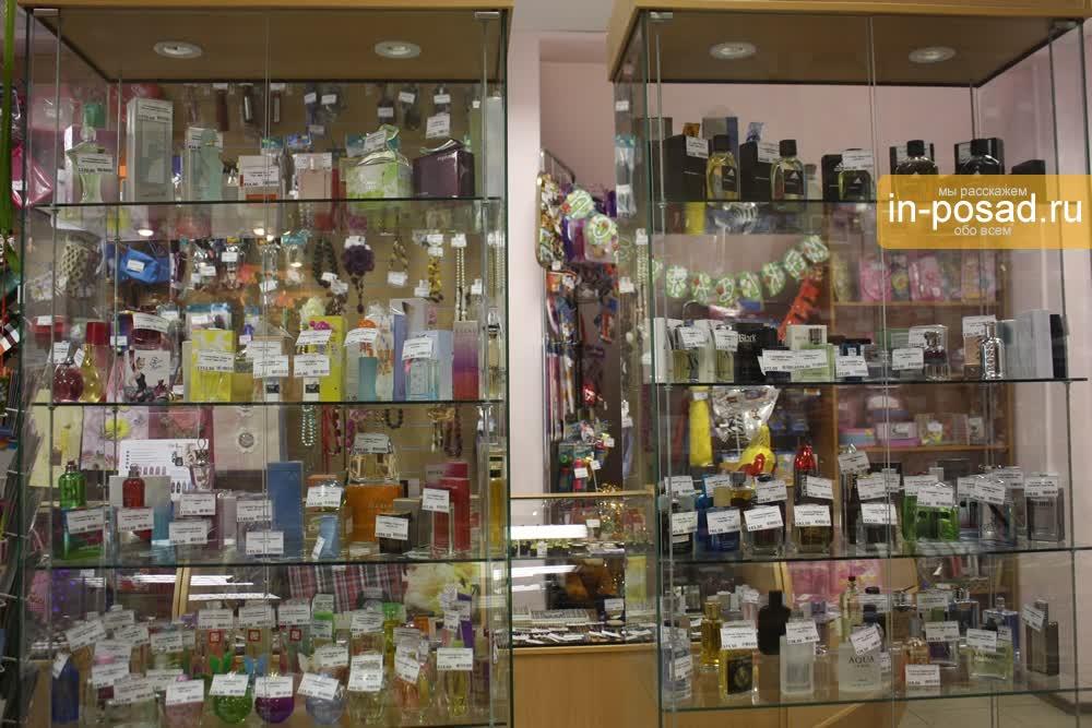 Косметика и подарки магазин