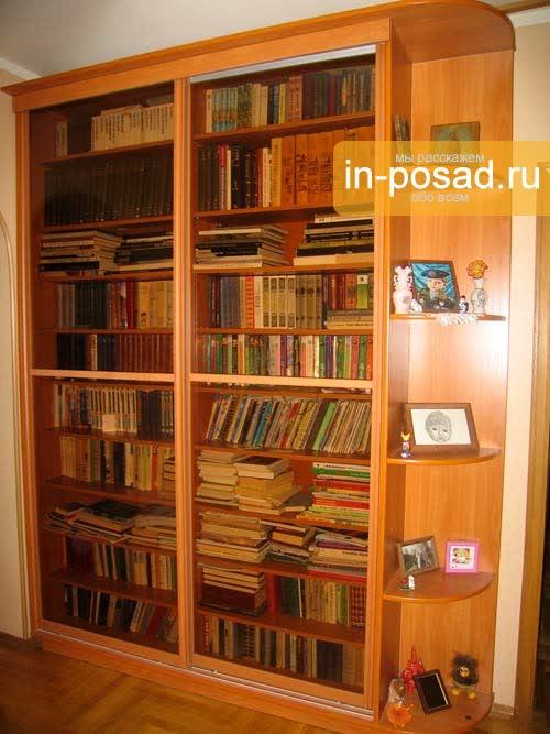 Книжные шкафы на заказ в минске moderncity.by.